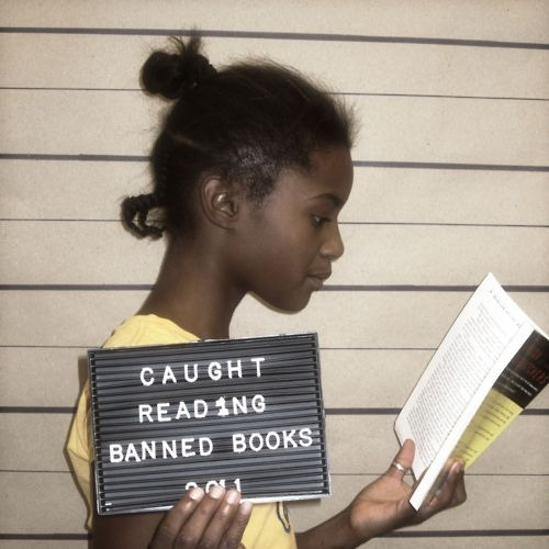 I Read Banned Books by Oak Park Public Library on Flickr.