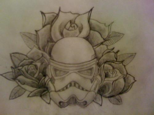 That is on my right thigh now :)