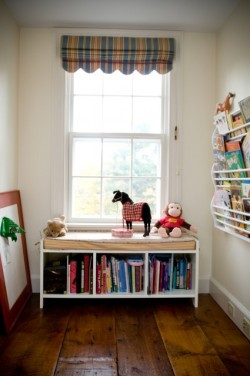 (via Kid's Bedrooms - traditional - kids - manchester - by LKM Design)