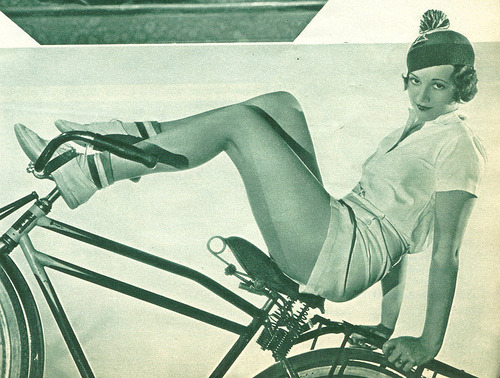 Arline Judge in Flying Circus 1933 (by Love the Gals)