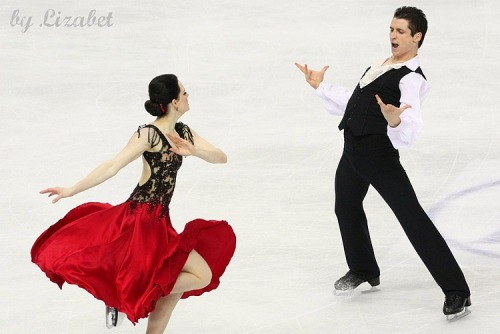 beautiful-shapes:  Virtue & Moir, 2010 OD Farrucas