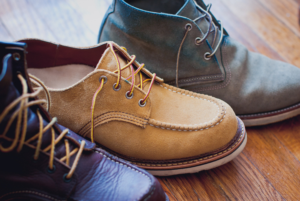 est-1988:  The Goodyear Welt. More great photos and knowledge from Ryan @ simplethreads.  thanks so much dude!