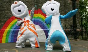 'Wenlock' one the official London 2012 mascots,is confirmed to be making a surprise appearance at the RACE launch event, on Sun 2nd Oct! Book your tickets now for the workshops as they are running out fast here. If not, you are welcome to have a go at some of the drop in sessions or say hi to Wenlock!