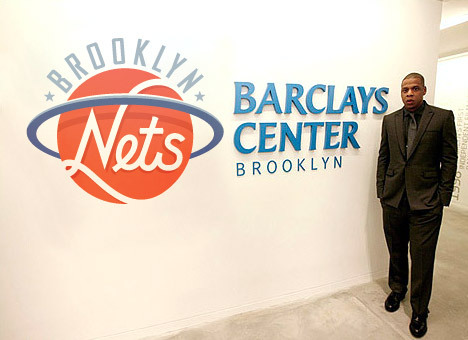 News: Hova seeks Adidas to Design Brooklyn Nets Jersey   Earlier this week, Jay-Z announced that the New Jersey Nets will be known as the Brooklyn Nets when they move to the New York borough next year. But according to NY Post, he will get involved with rebranding the team. Hov is reportedly working with Nets' personnel and Adidas to design  uniforms for the basketball squad. Jay, who's a part owner in the team,  will also help redesign the logo and what colors the uniforms should be  (they will no longer be red, silver, white and navy blue). As previously reported, Jay-Z will perform an eight-concert series when the Barclays Center opens in Brooklyn next year.