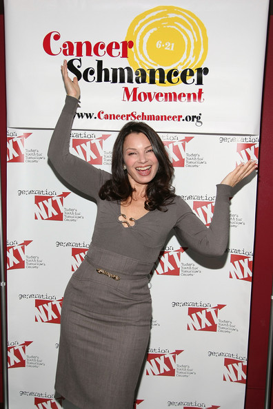 Do something good today. Donate to Cancer Schmancer it's Fran Drescher's birthday
