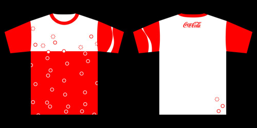 My design for the Uniqlo UT Grand Prix 2012 Coca Cola design competition. It didn't get through the first round, which was sad. I love it, obviously, so thought I'd share it. They should make 1 of these just for me! Im looking forward to seeing the winning designs at the end of the month.