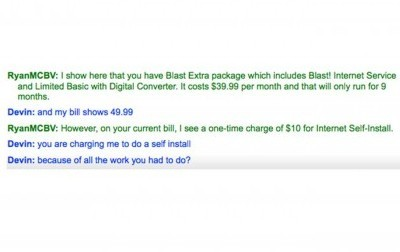 Fuck Comcast (WIDK) (WIDK) — Customer discusses bill with Comcast.  Source: Reddit Original Article