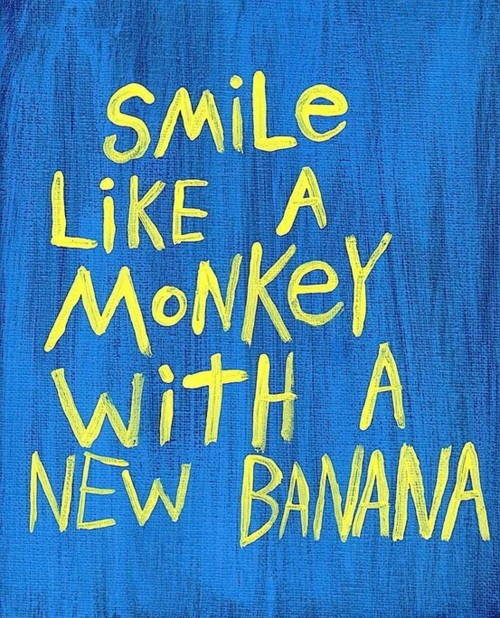 Or just anyone with a banana the person :).