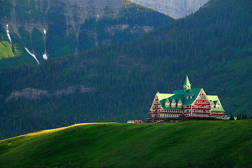 c0mets:  Waterton National Park 2009 (by Gord McKenna)