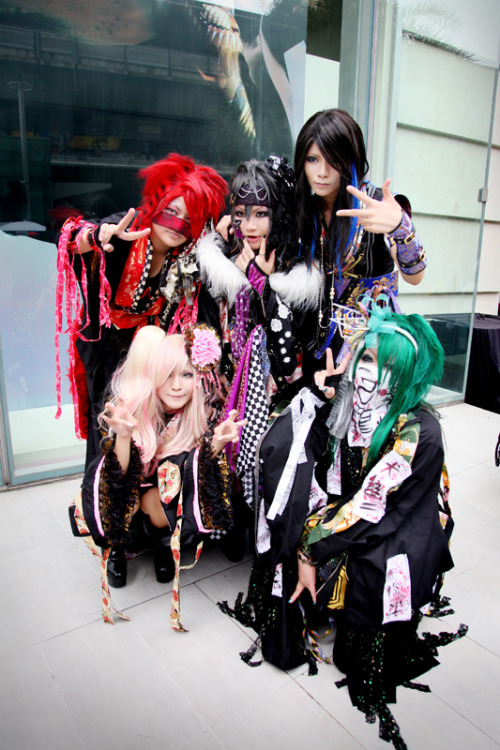 fycosplay:  Visual Kei