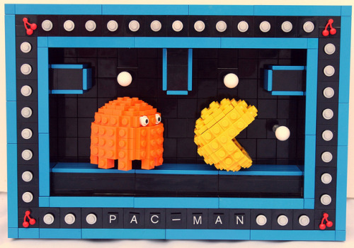 PAC-MAN by bruceywan on Flickr.