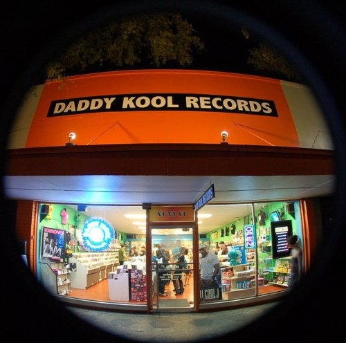 Daddy Kool Records 666 Central Avenue Saint Petersburg, Florida 33701