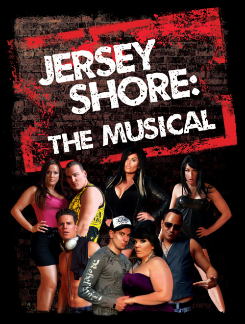 Jersey Shore The Musical! We are SOLD OUT for Friday, so get those tix for Saturday!!! http://www.studio-be.org/jersey-shore-the-musical/