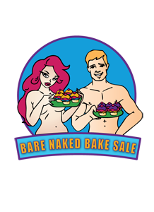 Bare Naked Bake Sale