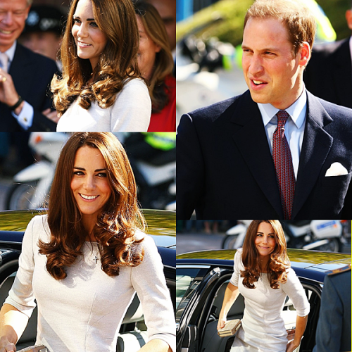 September 29, 2011 - Visiting Royal Marsden Hospital