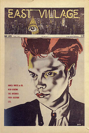Issue one of the East Village Eye, May 1979 Ignited in part by the changes in music, art  and fashion that occurred at CBGB, the East Village experienced a  cultural renaissance in the 1980s that matched and even exceeded the  neighborhood's glory days in the late 1960s. The old East Village had  been chronicled by the newspaper East Village Other. For the new East Village it was the East Village Eye, whose first issue hit the street in May 1979. Shepherded through good times and bad by publisher Leonard Abrams, the Eye continued through January 1987 and ultimately numbered over 70 issues. Miller's Memorabilia - East Village Eye