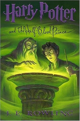 The end of <i>Harry Potter and the Half-Blood Prince</i> made Hala cry.