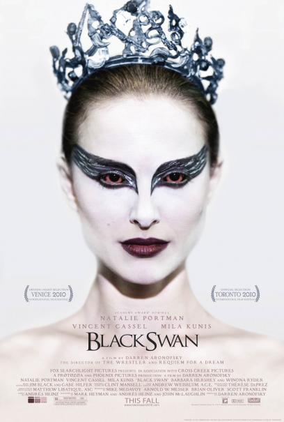 About to live tweet this: Black Swan, the movie about a woman who tries to masturbate, constantly gets interrupted, and goes crazy as a result