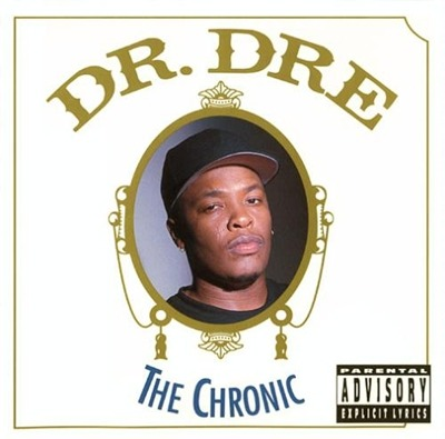 "Classic Album Cover - ""The Chronic"" - Dr. Dre"