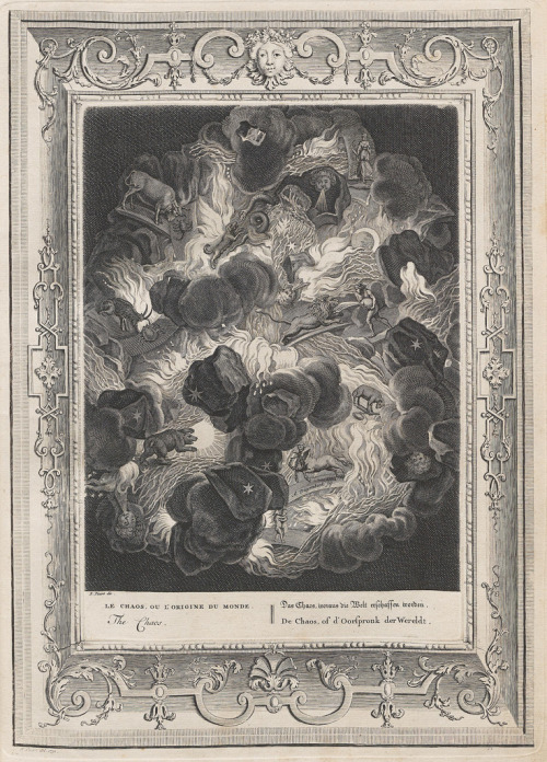 The Chaos or the Origin of the World (via BibliOdyssey: The Temple of Muses) Wonderful engravings over at BibliOdyssey. Fantastic stuff.