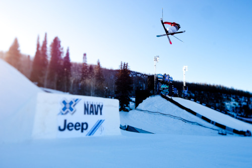 xgames:   Start thinking snow. Start thinking gear.  We couldn't agree more - come see us on Sunday October 16th for the Annual Bank of Colorado Sports Swap!