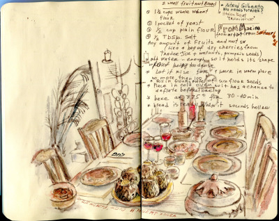 (via Two Sketches, Two Recipes « Sketches & Jottings)