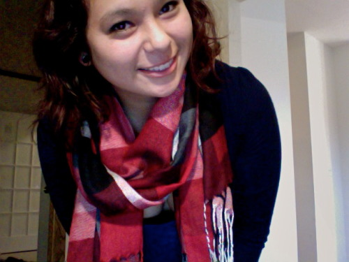 I do believe I've started a scarf obsession.