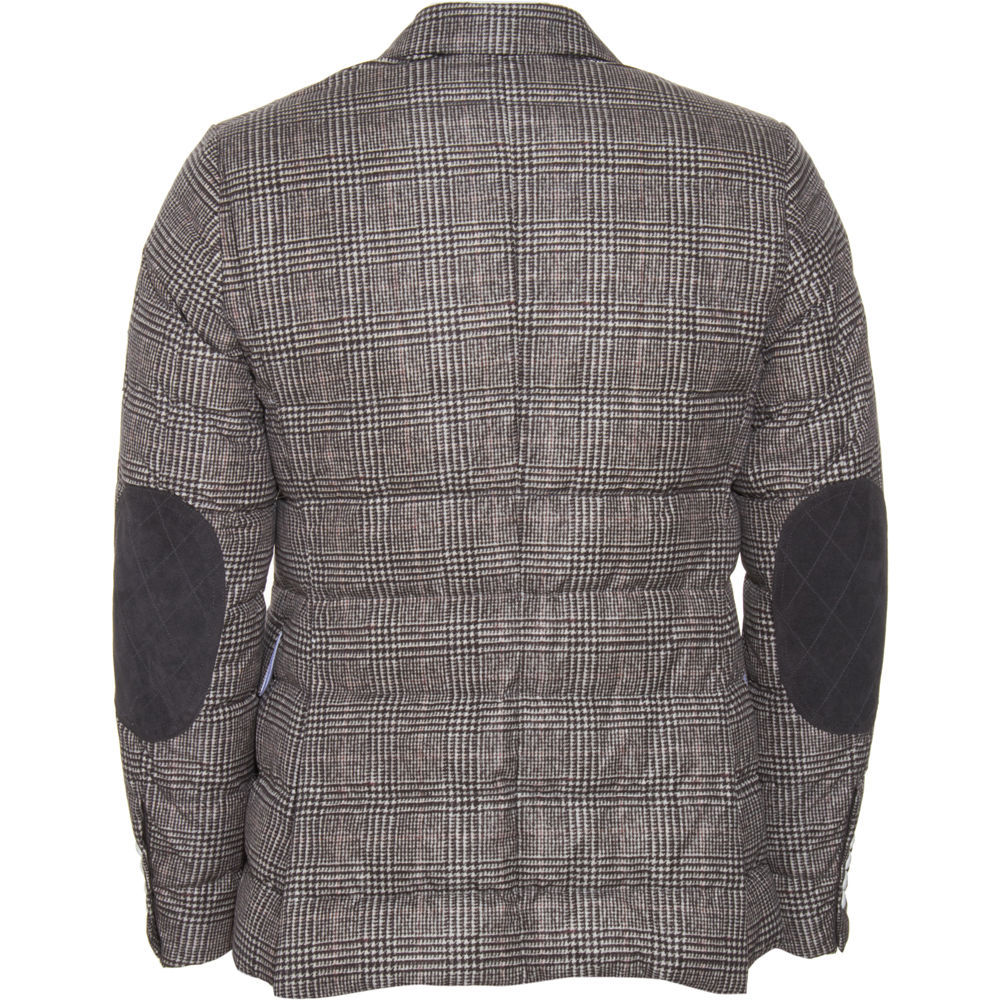 qualityxsprezzy:  Thom Browne & Elbow Patches = Moncler Gamme Bleu