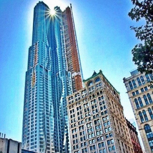 And another #amazing #architecture #newyorkcity  (Taken with Instagram at NewYork , USA)
