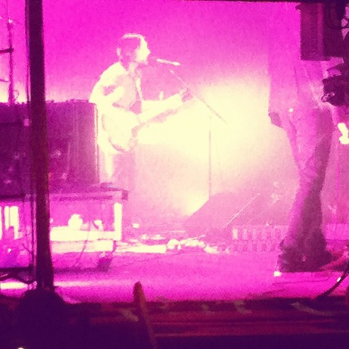 Thom Yorke (Taken with instagram)