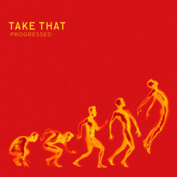 take that / progressed (2011) oh, gary barlow. cd 01 01. when we were young 02. man 03. love love 04. the day the work is done 05. beautiful 06. don't say goodbye 07. aliens 08. wonderful world  cd 02 01. the flood 02. sos 03. wait 04. kidz 05. pretty things 06. happy now 07. underground machine 08. what do you want from me? 09. affirmation 10. eight letters bonus track 11. flowerbed