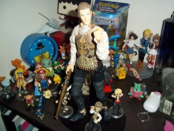 I got my Balthier figure ♥  Final fantasy XII