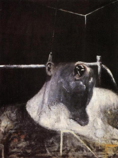 Francis Bacon  Francis, thanks for letting weird things get weirder…before my time.