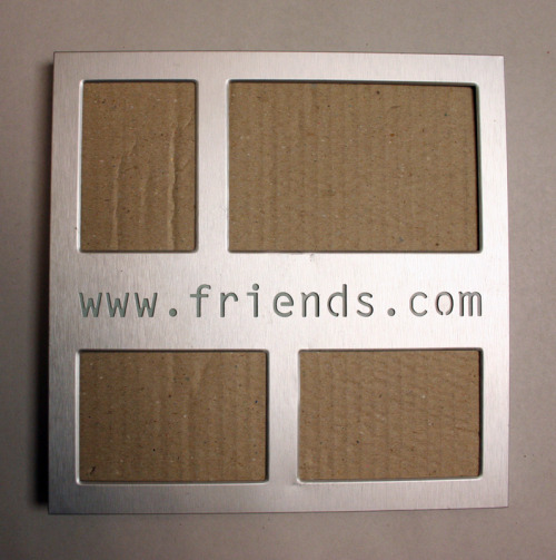 www.friends.com frame