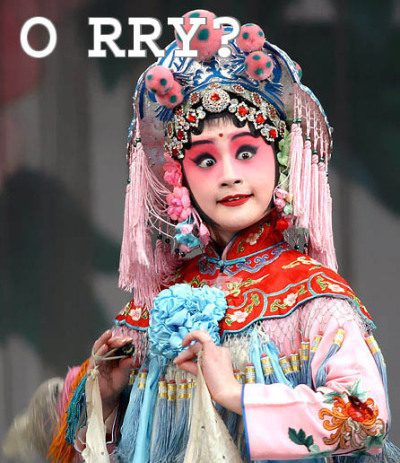 zeroinsomniac:  I REALLY wanna see the Peking Opera, but this macro was just to hard to pass up. XD