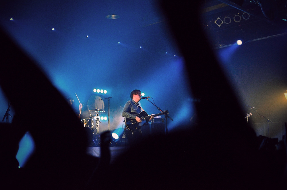eatmyd7000:  Two Door Cinema Club @ Kool Haus.