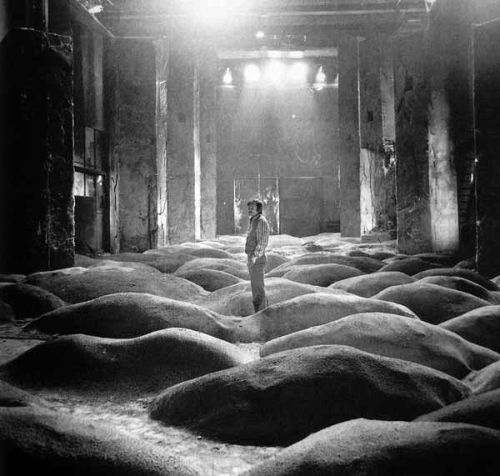 Andrei Tarkovsky on the set of Stalker via Ow.ly - image uploaded by @Criterion (Criterion Collection)