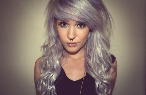 it wold be waaayyyy to easy for me to have this color hair if i left my regular toner on when i bleach my hair