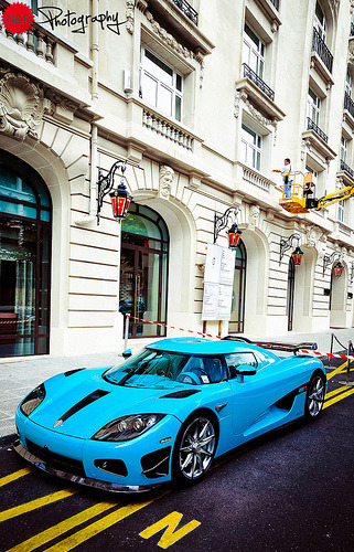 Confined Starring: Koenigsegg CCXR Special One (by nandrphotography.com)