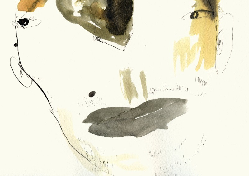 A sneaky peek of some new work, this is one of three illustrations on the subject of 'boys' for Belly Kids publishers for a zine to accompany the release of a tape by Keel Her. The rest can be seen here and watch this      space        for more info regarding the release of the zine.