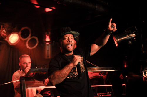 goldiloxx:  Prodigy at Webster Hall - 9/25/11
