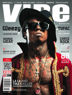 Weezy Hip-Hops Leading Man?