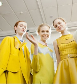 itseverydaynews:  PFW SS2012: Carven Backstage