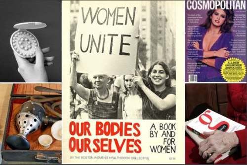 PHOTOS: 17 Milestones in Women's Sexual Liberation. (The Daily Beast)  Plus: 'Our Bodies, Ourselves' Turns 40