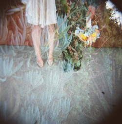 H E  &  S H E  holga // portra 800 maybe him and maybe her. could be both