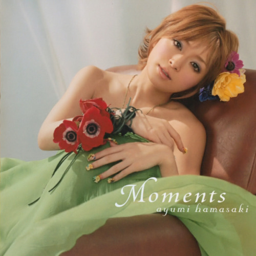 32nd single by Ayumi Hamasaki - Moments from album My Story released on March 31, 2004 first single released in CD and CD+DVD formats