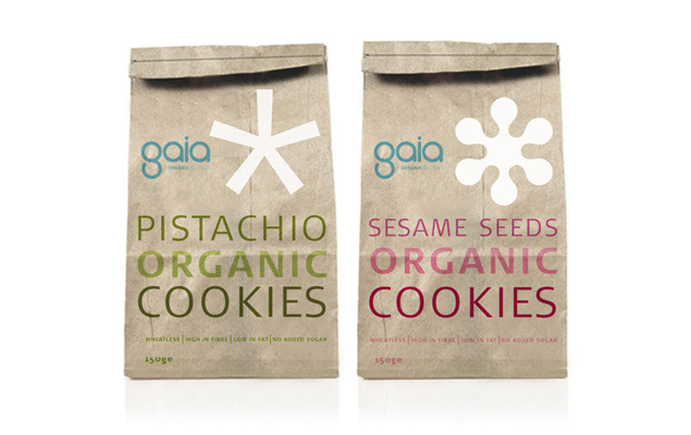 package design for gaia by blend it