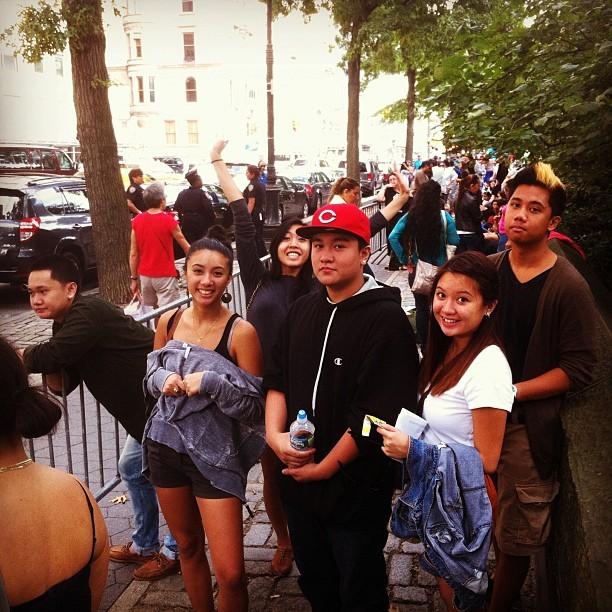 #Concert4NYC (Taken with instagram)