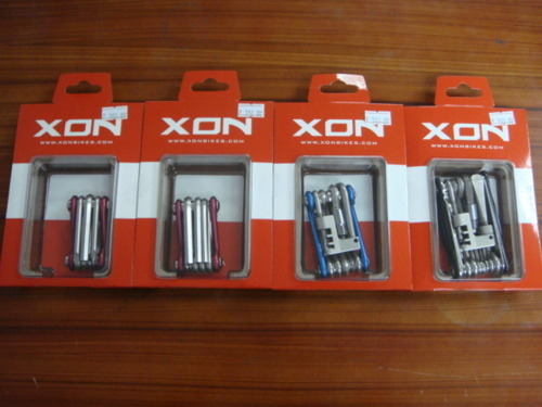 Iron Bike: XON multi tools & accessories