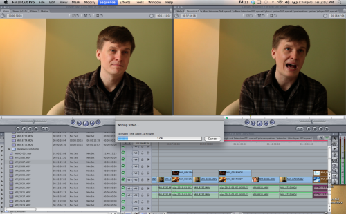 Editing: We Love Chris Walla! (Death Cab for Cutie)